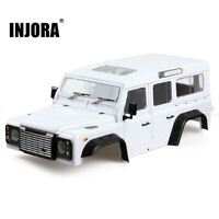 313mm Wheelbase D110 Defender Body Shell Kit for 1/10 RC TRX4 Axial SCX10 90046