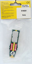SCALEXTRIC W10201 BODY FOR C3206 LOTUS COSWORTH 49 JIM CLARK 1/32 SLOT CAR
