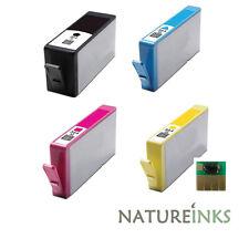 4 Tinta Alternativo Para Hp Multipack hp364xl Photosmart 6512 9253 7510 7515 Impresora