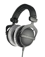 BEYERDYNAMIC DT 770 DT-770 PRO 250 Ohm STEREO HEADPHONES CLOSED NEW WARRANTY