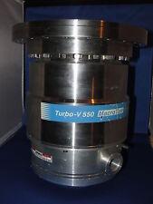Varian Turbo-V 550 MacroTorr Vacuum Pump Model 969-9050