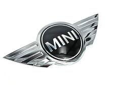 Genuine New MINI Cooper FRONT BADGE Cooper Clubman R55 Coupe R56 Convertible R57