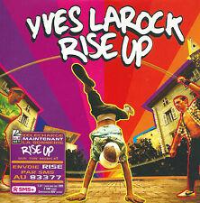 YVES LAROCK - Rise up - 4 tracks