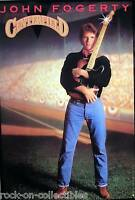John Fogerty 1984 Centerfield Original Promo Poster CCR