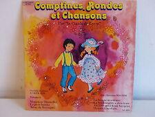 LA CIGALE DE LYON Compties rondes chansons Colection Alors raconte SJ255