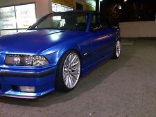 (7,89€/m2) 200x152cm Blau Metallic Folie selbstklebend+blasenfrei (2m Autofolie)