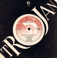 "Various Reggae(7"" Vinyl)Trojan Explosion-Trojan-TMX 4012-UK-1979-Ex-/M"