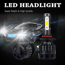 16000LM KIT 2x 9006 HB4 HID White 6000K CREE LED Conversion Headlight Bulbs