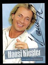 Hansi Kiesler Autogrammkarte Original Signiert ## BC 63807