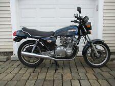 1981 Suzuki GS