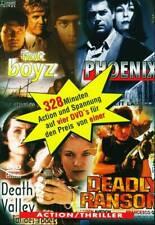 4 X Action (HOT BOYZ-Phoenix-Death Valley-Deadly Ransom) [4 Discs] [DVD]