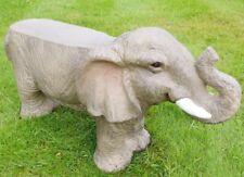 Elephant Bench Garden Seat