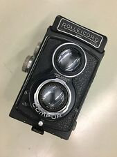 Vintage Rolleicord DRP DRGM - Carl Zeiss Lens