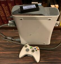 Xbox 360 15Gb White Console with 1 controllers, 64Mb card and wireless adaptor