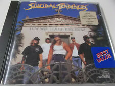 48341 - SUICIDAL TENDENCIES - HOW WILL I LAUGH TOMORROW - 1988 CD MADE IN U.S.A.