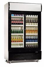 AG Flaschenkühlschrank Kühlschrank 1000 Liter Glastüren
