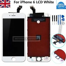 "Replacement For iPhone 6 4.7"" White LCD Display Touch Screen Digitizer Assembly"