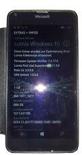 Microsoft  Lumia 640 Dual SIM - 8GB - Schwarz - Smartphone inkl. Zubehörpaket