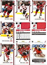 2011-12 Panini Score Glossy New Jersey Devils Complete Master Team Set (16)
