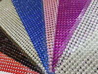 1500 Bulk Sheet of 5mm Self Adhesive Diamante Stick On Rhinestone Gems