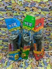 New ListingPez - rare Pezheads the Movie- exclusive dispenser from 2006- in bag