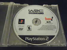 WRC: World Rally Championship (Sony PlayStation 2, 2002) - Disc Only!!!!