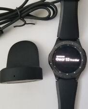 Samsung Galaxy Gear S3 Frontiersmart Orologio 46MM Grigio GPS + Cellulare