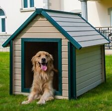 EXTRA LARGE Dog Houses Doghouse Doghouses Durable House Bunkhouse up to 150 lbs