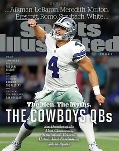 Dak Prescott Dallas Cowboys Sports Illustrated cover photo - select size