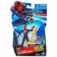"MARVEL SPIDER-MAN WEB CANNON 3.75"" ACTION FIGURE"