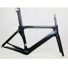 Clear Stock Aero Carbon Fiber T800 UD Road Bike Frame bicycle frame BBright 56cm