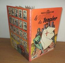 "E.O. Timour N°21 ""le sceau du Templier"" 1967 par sirius TBE Dos rond"