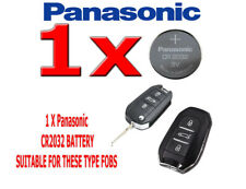 1 X PANASONIC BATTERY FOR CITROEN C4 CACTUS DS5 C4 GRAND PICASSO KEY FOB CR2032