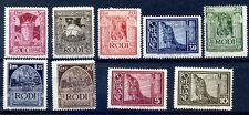 RODI EGEO - 1932 PITTORICA  Serie nuova **