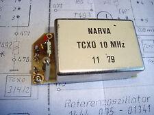 TCXO 10,0 Mhz Typ 2 Narva auf Leiterplatte geprüft