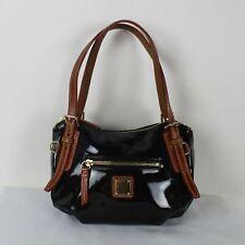 DOONEY & BOURKE Black and Brown Shoulder Bag