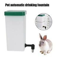 1L Pet Automatic Water Dispenser For Small Pet Rabbit Hamster Guinea Pig Ferrets