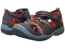 Stride Rite Water Shoes Navy/Orange Summer Shoes  Infants Size 3 Wide