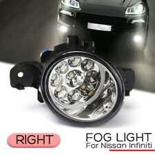 RIGHT REPLACEMENT FOG LIGHT ASSEMBLY FOR NISSAN ALTIMA MAXIMA SENTRA INFINITI