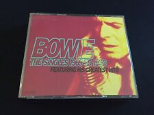 1993 DAVID BOWIE THE SINGLES 2 CD SET GREATEST HITS EXCELLENT CONDITION !!!
