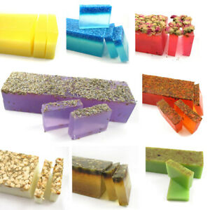 100g Natural Handmade Soaps Essential Oils  Great Quality Christmas Gift Scent