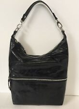 NWT Hobo International Jude Hobo Bucket Shoulder Bag Black Leather RP $248