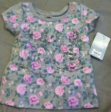 Disney Store Floral Princess Tee Shirt Size XXS (2/3) New with tags