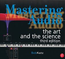 Mastering Audio: The Art and the Science Third Edition Book NEW 000141445