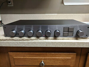 Carver C-2 Preamplifier, Great shape, checked and serviced