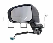TYC Left Mirror for Honda Civic Power Heated Paint to Match 2014-2015 Models