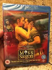 MIss Saigon Blu-ray 25th Anniversary LIVE - BRAND NEW ships from US, Works In US