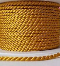 5 Meter Satinkordel 3mm Kordel Dekokordel Dekoschnur Satinschnur Zierkordel
