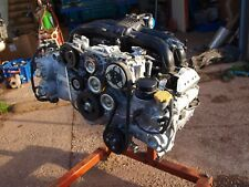 Subaru Legacy/Outback FB25B Engine 2014 Spec with all Ancillaries and loom etc