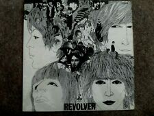 BEATLES: REVOLVER 1966 PARLOPHONE 33 RPM LP EARLY PRESS EX+ LOVELY COPY PMC 7009